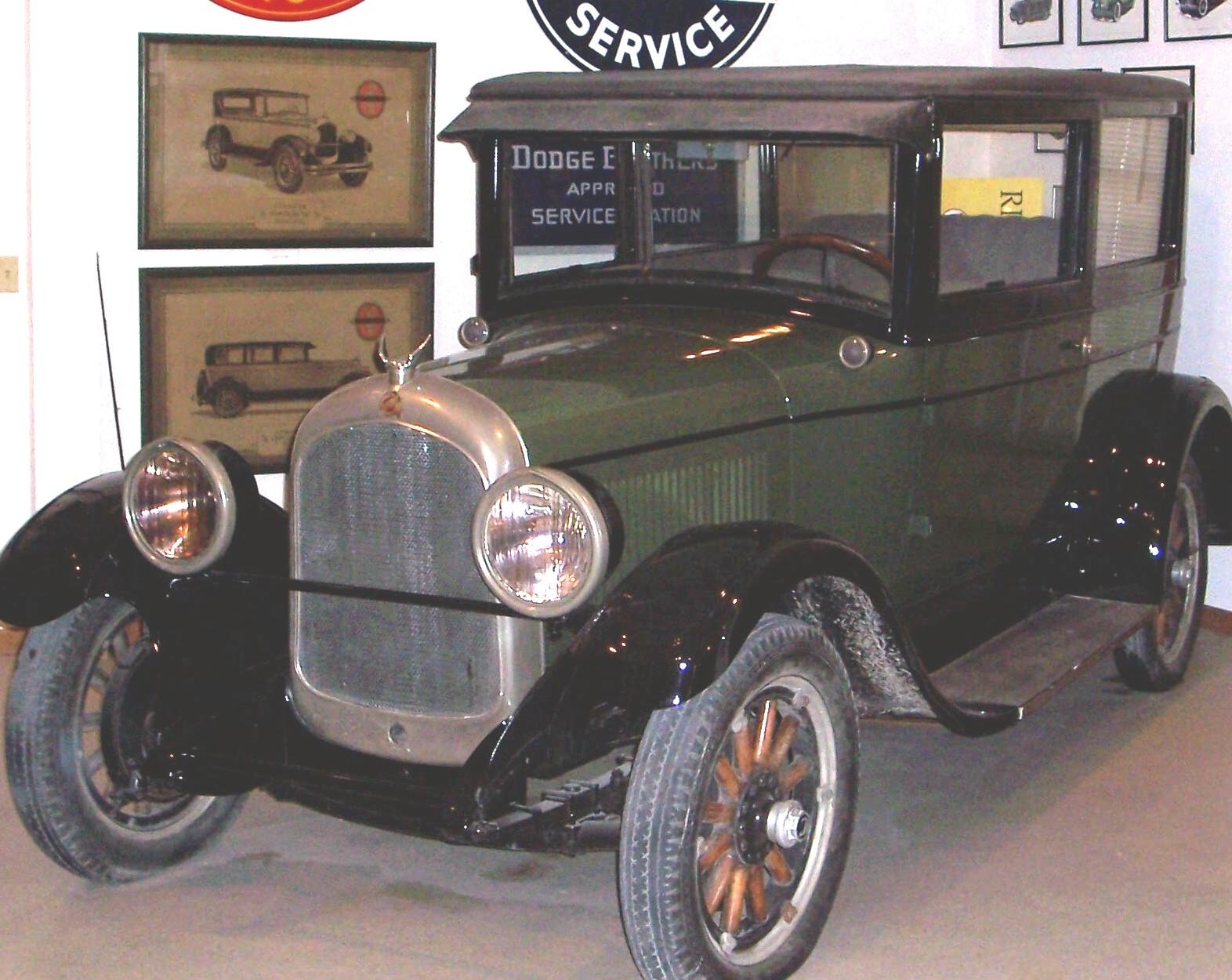 1924 Chrysler Car